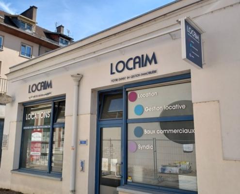 Agence immobilière Locaim